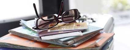 Mit der Kreditkarte unbeschwert auf Reisen gehen
