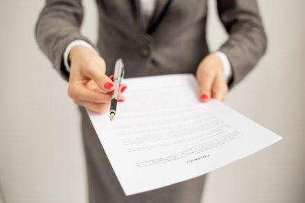 2016-09-06 Erster Arbeitsvertrag - Darauf kommt es an