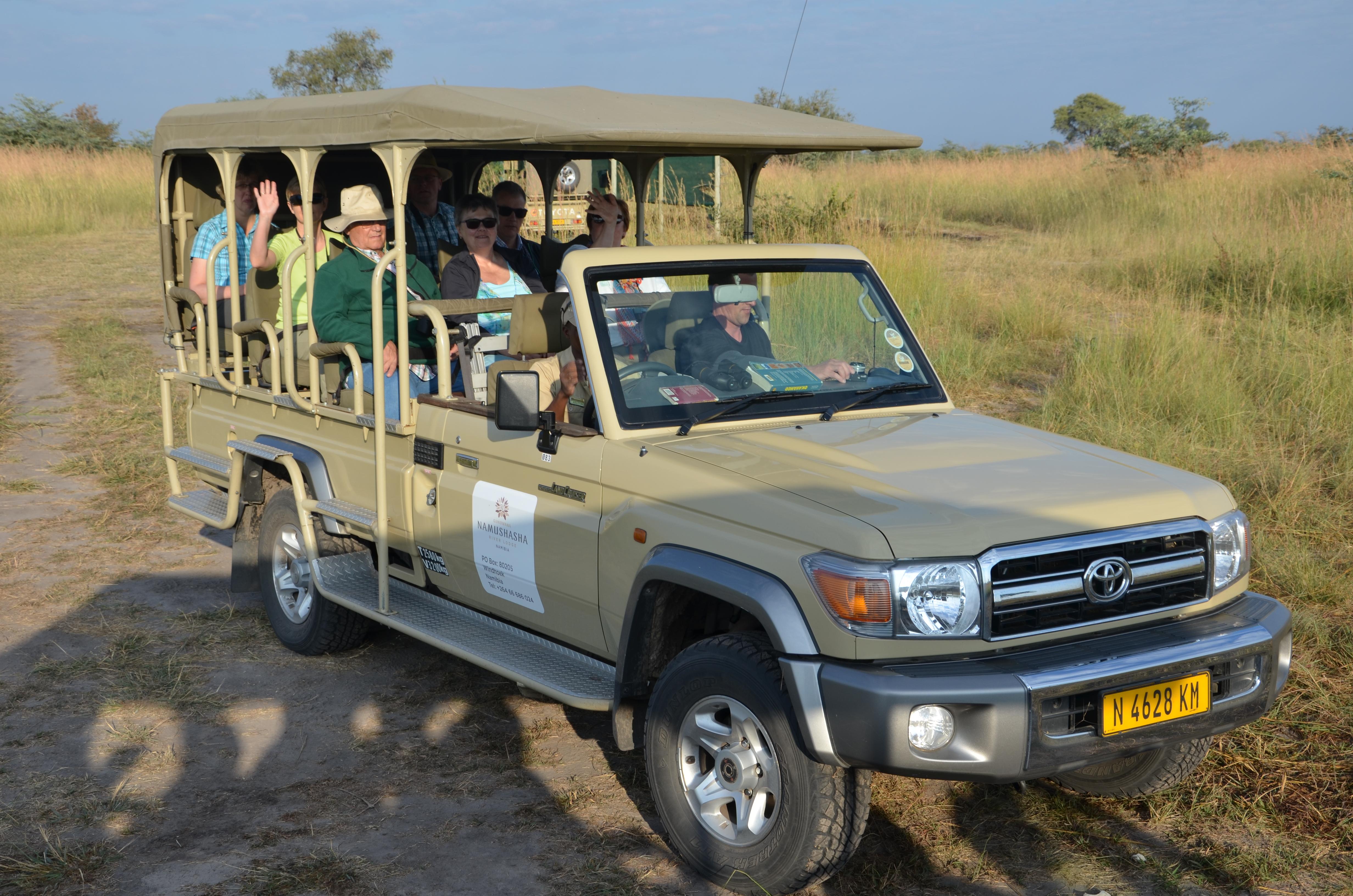 Beispiel Jeep Safari