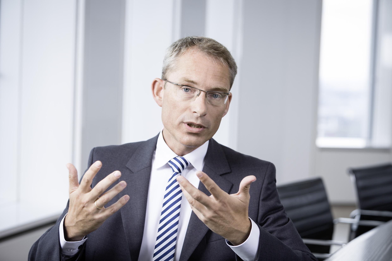 Foto Dr. Holger Bahr Leiter Volkswirtschaft DekaBank